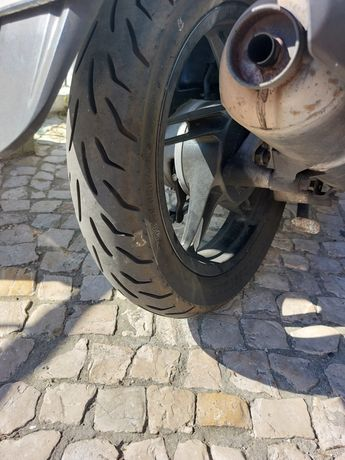 Moto 2013 73km rodados