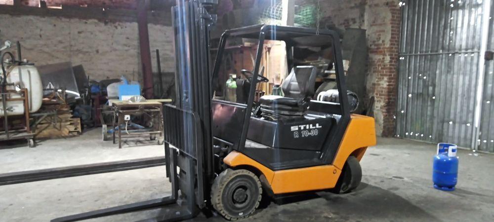 Wózek widłowy STILL R70-30T Koźminek - image 1