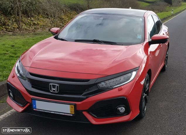 Honda Civic 1.6 i-DTEC Executive Premium