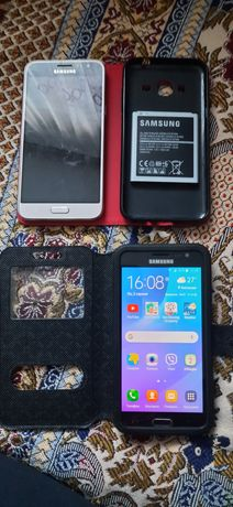 Samsung j3 2016р. Телефон 2шт.