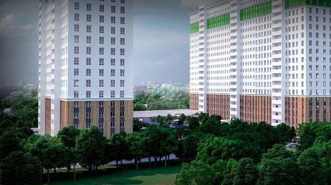 """1-комн. кв. ЖК """"Лузановский Парк"""". Видовая. Высокий этаж!"""