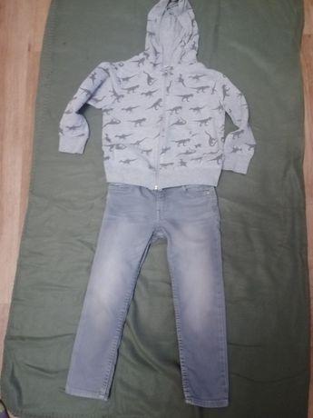Bluza i spodnie chlopiece