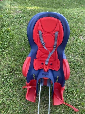 Fotelik rowerowy Baby OK