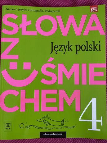 Podręcznik j. polski klasa 4 podstawowa