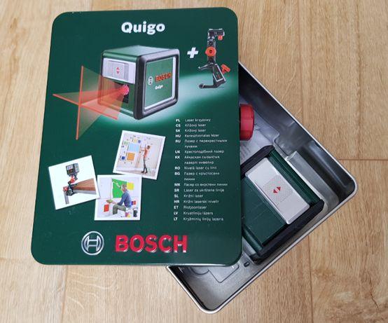 Poziomnica laserowa krzyżowa Bosch Quigo