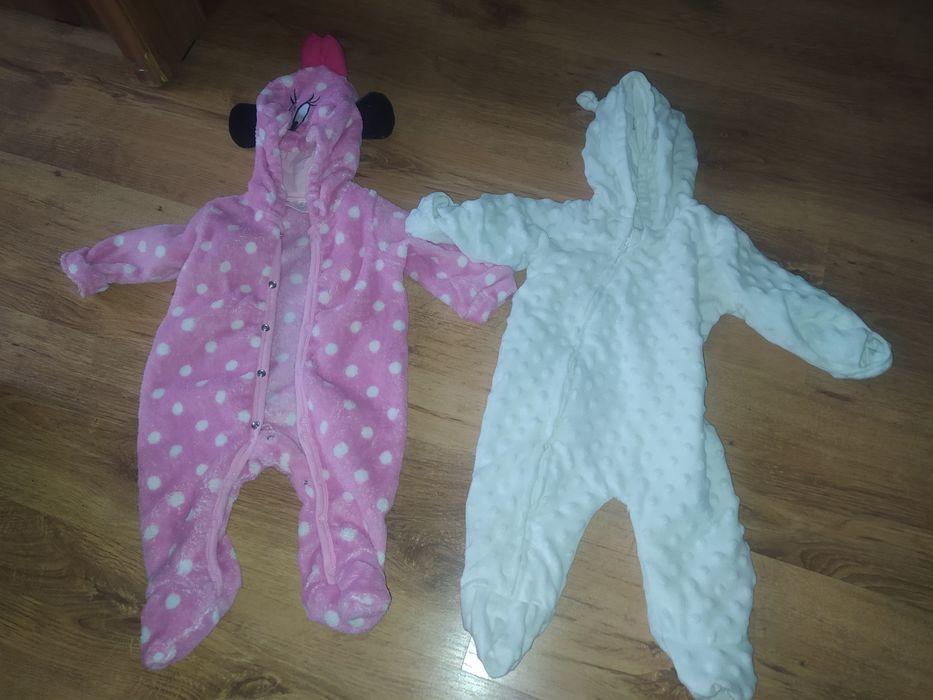 Paka ubran 56 62 68 dla dziewczynki niemowlaka body sukienki 21szt Głogów - image 1