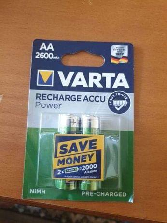 Baterie Akumulatorowe AA 2600Mah