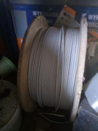 kabel przewód elektryczny 8 żyłowy wzmocniony cena za 1mb