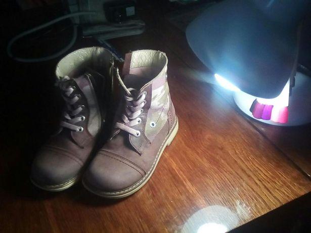 Ортопедические ботиночки для девочки