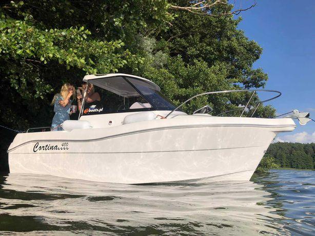 Cortina 480 Pilothouse - nowa łódź motorowa od dealera mboats
