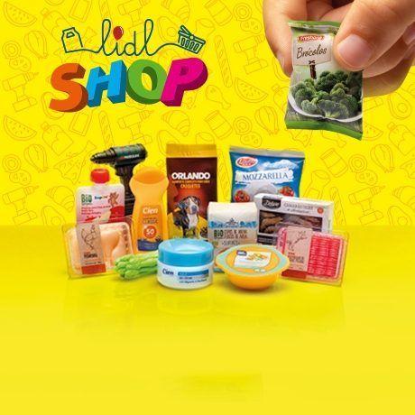 Miniaturas lidl shop 2020
