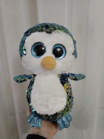 Pingwinek cekinowy