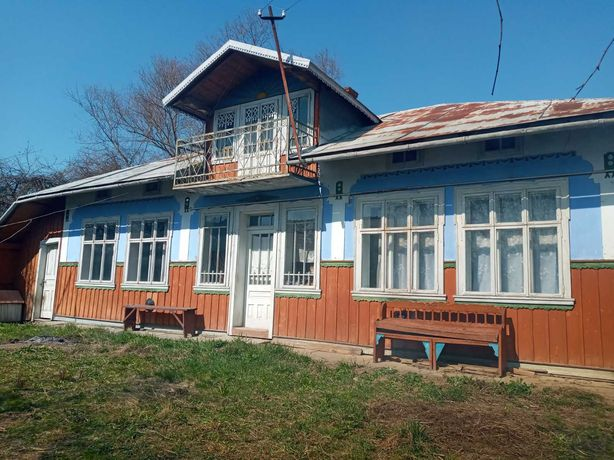 Продам будинок дім господарство з ділянкою