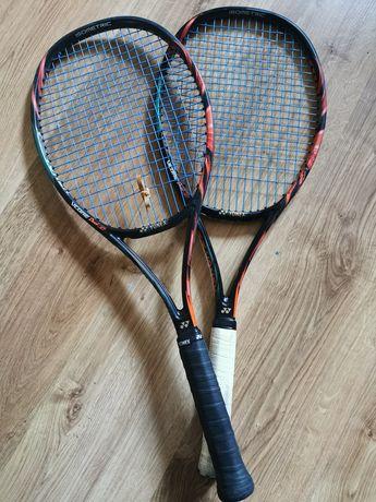Профессиональные ракети (2шт) для большого тенниса Yonex VCORE Duel G