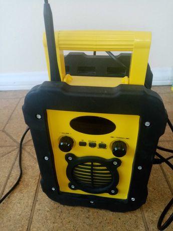 Radio budowlane przenośne