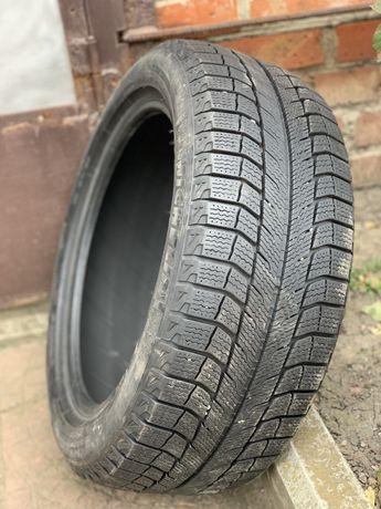 Резина Michelin X-ice xi-2 225/50/17 8мм R17