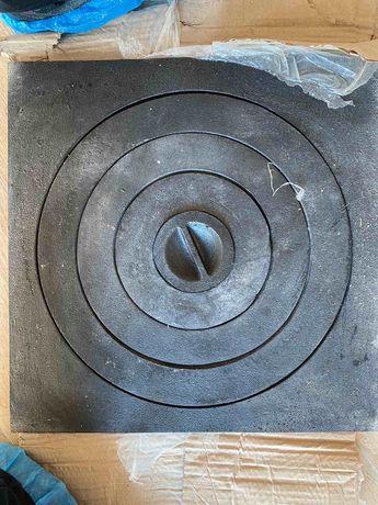 Варочная поверхность 41х41см мангал барбекю печь