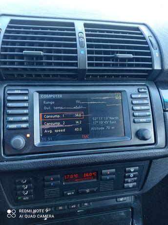 Radio BMW X5,e46