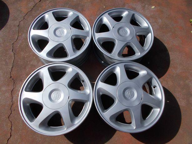 jantes 15 4x114,3 ET 45 Nissan Almera n16 Primera 200 sx Smart forfour