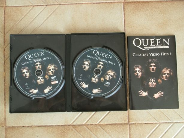 Queen greatest restored e remixed in 5.1 Video