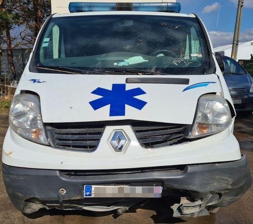 RENAULT TRAFIC VIVARO 2.0 dci ambulans osobówka