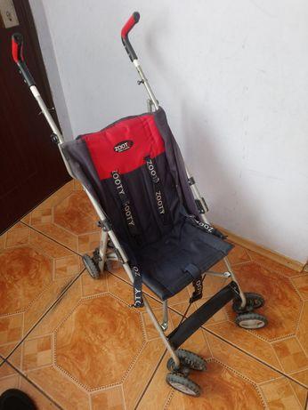 Wózek typu parasolka