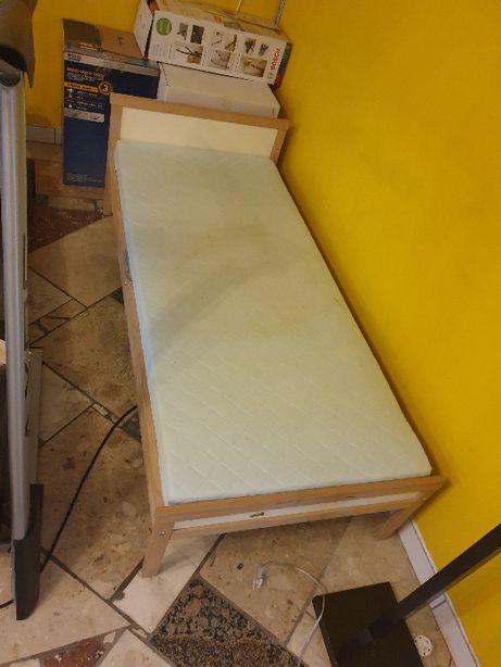 Łóżko dziecięce materac IKEA 70x160