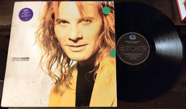 Christer Sandelin – Luften Darrar (1989) - Płyta Winylowa (Pop)