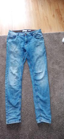 Spodnie jeans house