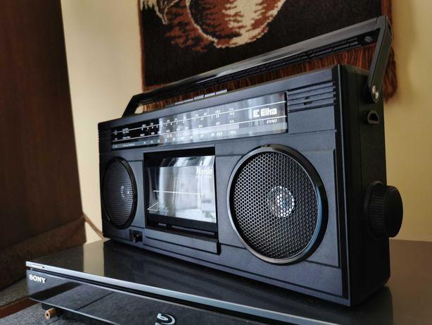 Radiomagnetofon Hania Eltra 4100 Stan perfekt Unita Diora