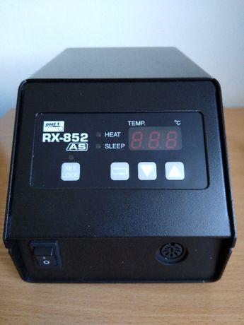 Profesjonalna stacja lutownicza RX852-AS dużej mocy
