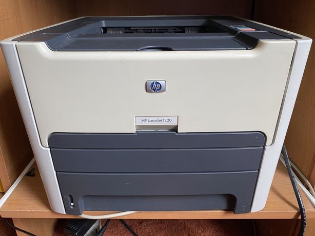 Принтер HP 1320 с дуплексом (двухсторонняя печать)