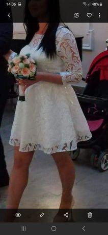 Suknia ślubna, okazja !!!