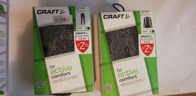 Komplet odzieży termoaktywnej - Craft - damska/L