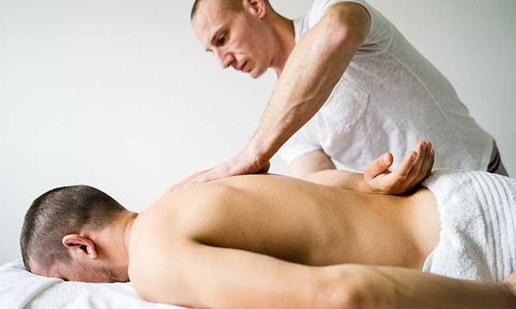 Обмін масажем для досвіду