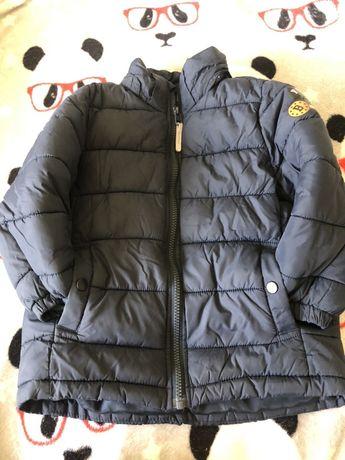 HgM Фирменая зимняя  куртка курточка