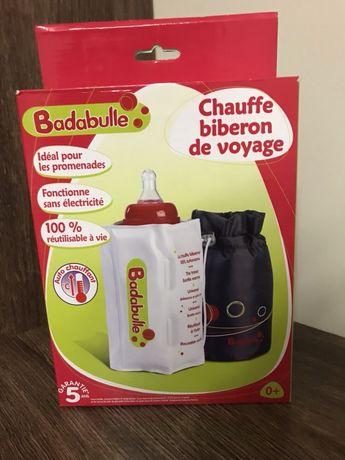 Чехол, підігрів для бутилочки, Подогреватель BADABULLE, термос сумка