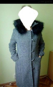 Płaszcz damski S