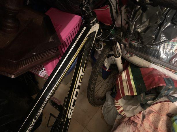 Bicicleta scoot com muito pouco uso