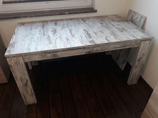 Stół rozkładany do salonu, jadalni lub kuchni