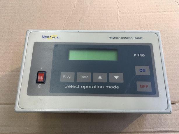 Контроллер вентиляции Vent el.s E 3100