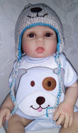 Кукла реборн NPK 48 см