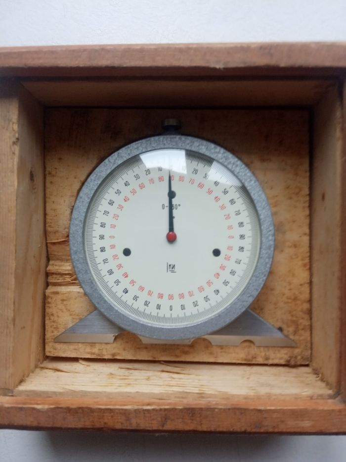 Угломер маятниковый ЗУРИ-М Харьков - изображение 1