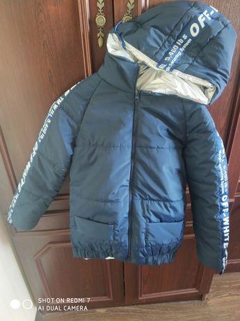 Демосезонна куртка