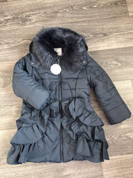 Новая Зимняя куртка. Monsoon. Для девочки 7-8лет Северодонецк - изображение 1