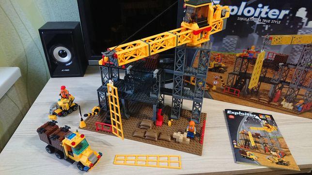 Lego Лего Будівництво Стройка