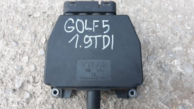 VW golf V 1.9 zawór magnetyczny