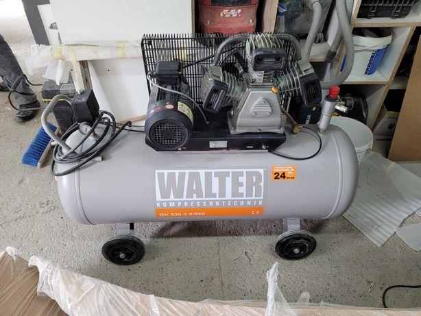 Kompresor Walter, sprężarka Gk 530-3.0/200
