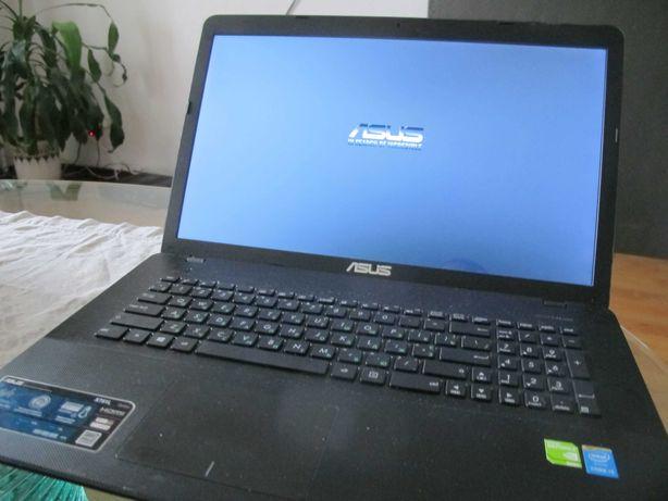 Asus 17 Core I3-5005U  GeForce GT920M-2GB,