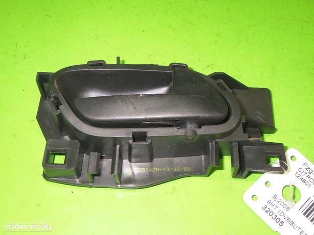 CITROEN: 96555514ZD Puxador porta interior CITROËN BERLINGO MULTISPACE (B9) 1.6 HDi 75 / BlueHDi 75